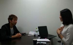 【レポート】ブラインドサッカー日本代表の加藤健人さんにビューティーアップ講座をさせて頂きました