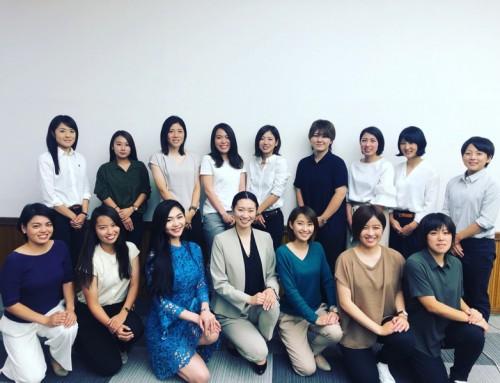栃木SCレディースの選手たちへ「アスリートビューティー勉強会」