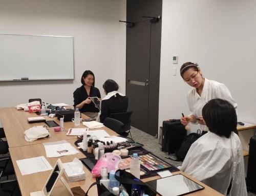 【アスリートビューティ―チーム】高円宮牌2019ホッケー日本リーグ年間表彰式