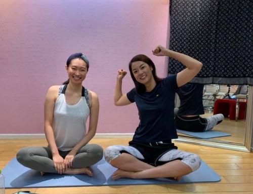 『チームアスリートビューティー』中川 聴乃『自分自身を好きになるボディメイクレッスン~美と健康な身体へ~』開始しました。
